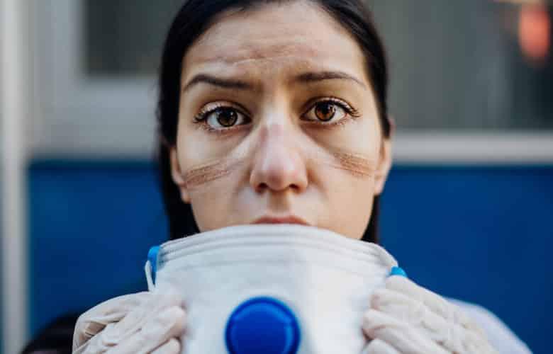 Sensaciones de una médica en aislamiento por Covid-19 | Océano Medicina