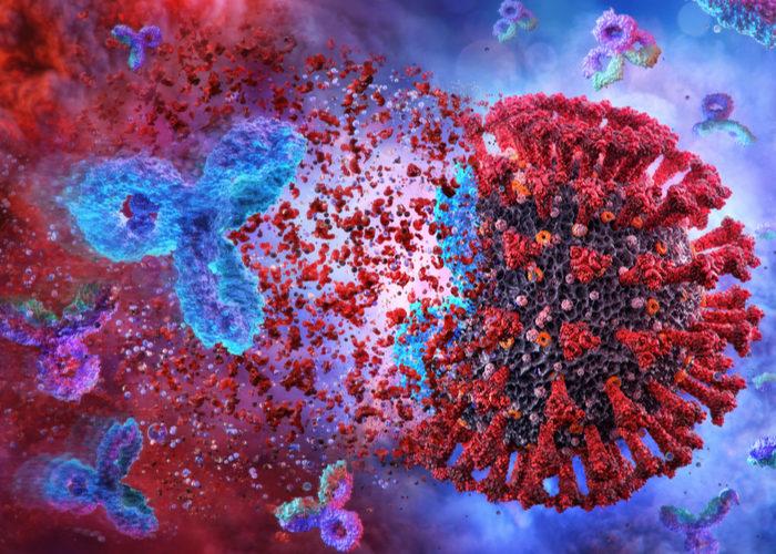 Tratamientos con anticuerpos demuestran ser efectivos en fases leves o moderadas de COVID-19 | Océano Medicina