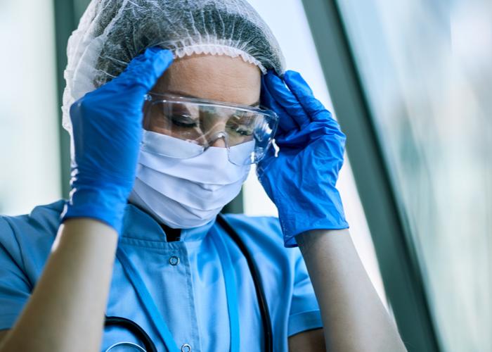Residencias médicas: estrés laboral y burnout | Océano Medicina